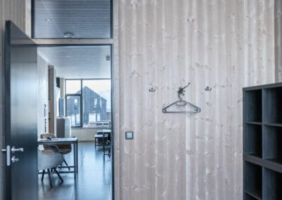 Apartment 11 hall