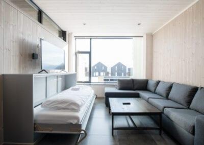 Apartment 11 lving room