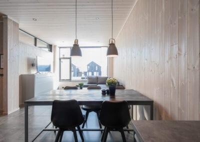 Apartment 11 kitchen