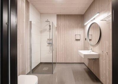 Apartment 12 bathroom